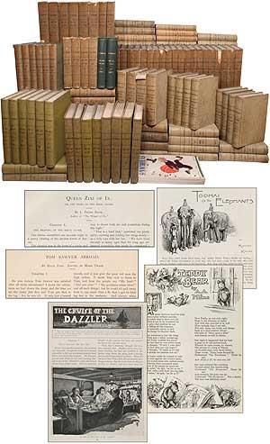 St. Nicholas Magazine, Volumes 1-65 (1873-1935): Louisa May ALCOTT,