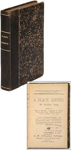 A Black Adonis: ROSS, Albert (pseudonym