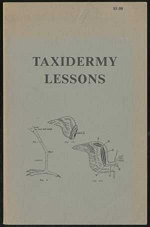 Taxidermy Lessons: MAGORIAN, James