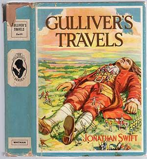 Gulliver's Travels including A Voyage to Lilliput,: SWIFT, Jonathan