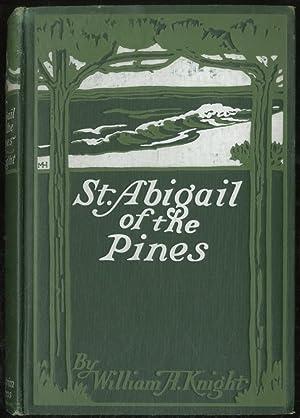Saint Abigail of the Pines: KNIGHT, William Allen