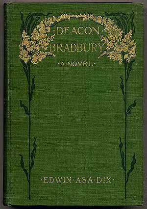 Deacon Bradbury: DIX, Edwin Asa