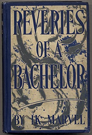 Reveries of a Bachelor or a Book: MARVEL, Ik (Donald