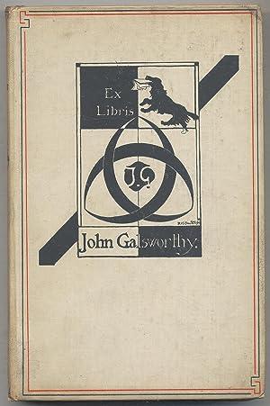 Ex Libris John Galsworthy: GALSWORTHY, John