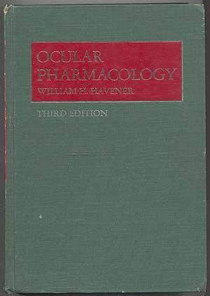 Ocular Pharmacology: Third Edition: HAVENER, William H.