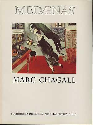 Marc Chagall: A Medaenas Monograph on the: KORN, Henry