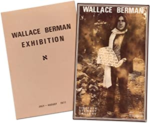 Exhibition Catalog]: Wallace Berman Exhibition. July-August 1977: BERMAN, Wallace)