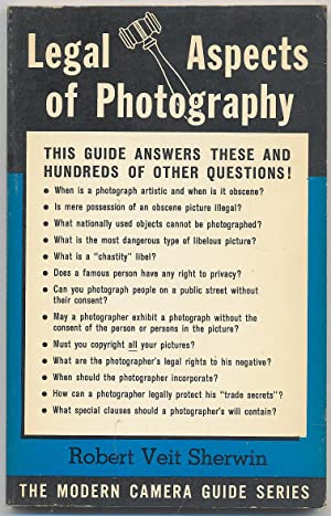 Legal Aspects of Photogarphy