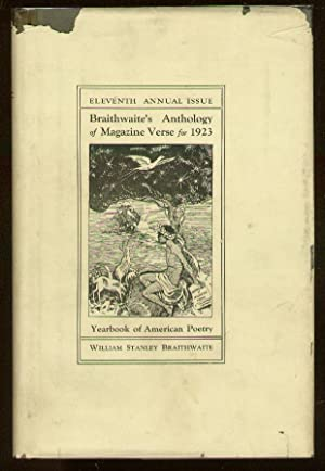 Anthology of Magazine Verse for 1923 and Yearbook of American Poetry