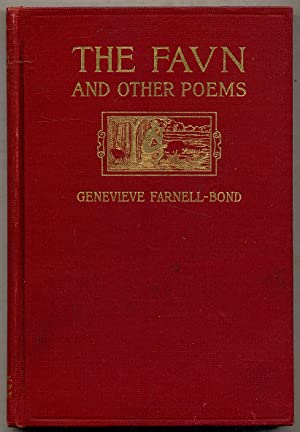 The Faun and other Poems