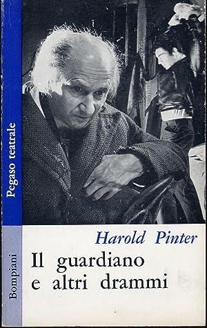 Il Guardiano e Altri Drammi [The Caretaker and the Dumb Waiter]: PINTER, Harold