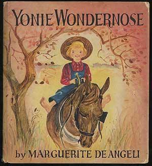 Yoni Wondernose: DE ANGELI, Marguerite
