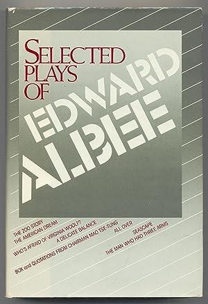 Selected Plays of Edward Albee: ALBEE, Edward
