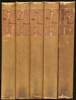 The Library of Wit and Humor, Volumes: SPOFFORD, A.R.