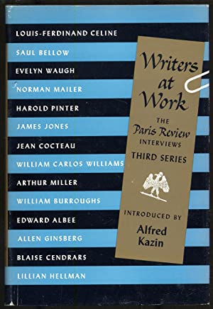 Writers at Work: The Paris Review Interviews, Third Series