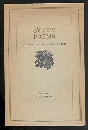 SEVEN POEMS: ANDERSEN, HANS CHRISTIAN