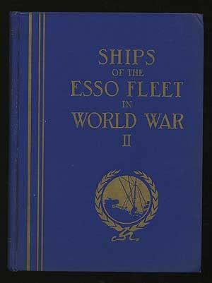 Ships of the Esso Fleet in World War II