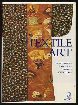 TEXTILE ART: Embroideries, Tapestries, Fabrics, Sculptures: THOMAS, MICHEL, CHRISTINE