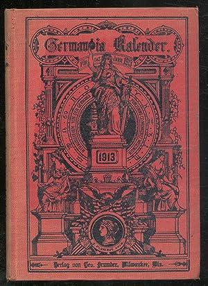 GERMANIA KALENDER 1913