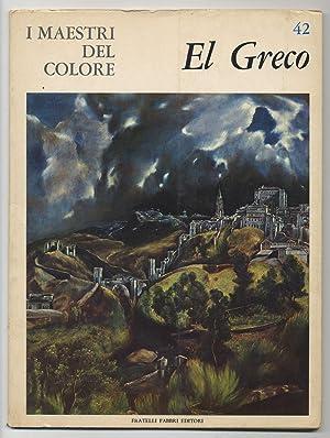 I MAESTRI DEL COLORE: EL GRECO: PALLUCCHINI, Anna