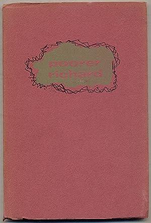 Poorer Richard: An Almanac Long After Franklin: FORGUE, Norman W.
