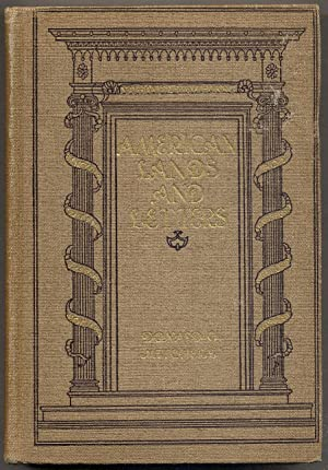 American Lands and Letters: Leather-Stocking to Poe's: MITCHELL, Donald G.