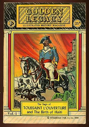Golden Legacy Illustrated History Magazine: The Saga: BACCHUS, Joan, Francis