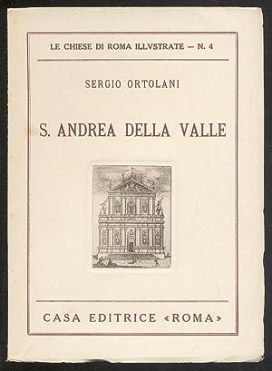 S. Andrea Della Valle: OROTLANI, Sergio