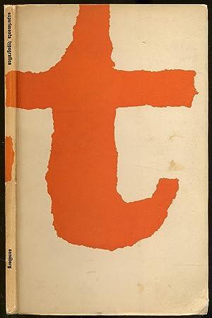 Experimenta Typografica 11: SANDBERG, [Willem]
