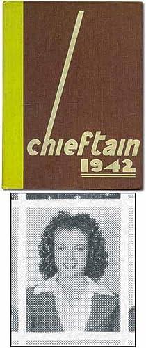 High School Yearbook]: Chieftain 1942: MONROE, Marilyn)