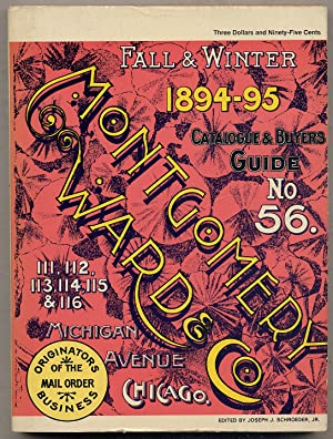 Montgomery Ward & Co.: Fall & Winter,: SCHROEDER, Joseph J.,