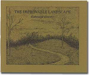 The Improvable Landscape: GOREY, Edward