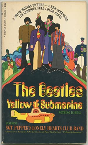 yellow submarine by wilk max the beatles signet new american library new york between. Black Bedroom Furniture Sets. Home Design Ideas