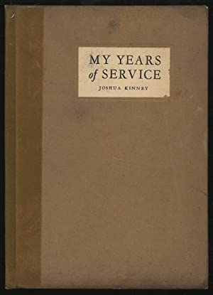 My Years of Service