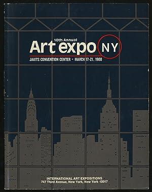 Artexpo New York March 17-21, 1988