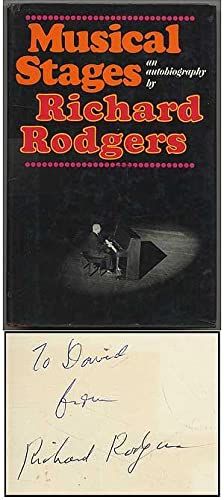 Musical Stages: An Autobiography: RODGERS, Richard