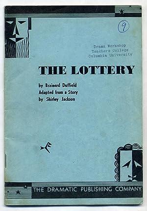 The Lottery: DUFFIELD, Brainerd