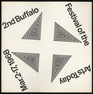 2nd Buffalo Festival of the Arts Today: Mar. 2-17, 1968: BARTH, John)