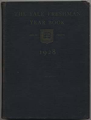 Yale yearbook]: The Yale Freshman Year Book: OSBORN, Robert, Dwight
