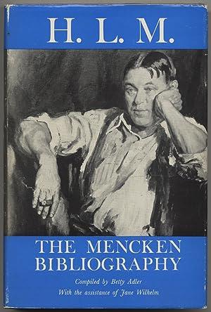 H.L.M. The Mencken Bibliography: ADLER, Betty, Jane Wilhelm