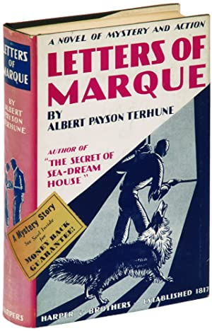 Letters of Marque: TERHUNE, Albert Payson
