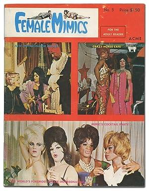 Female Mimics. Volume 1, Number 5