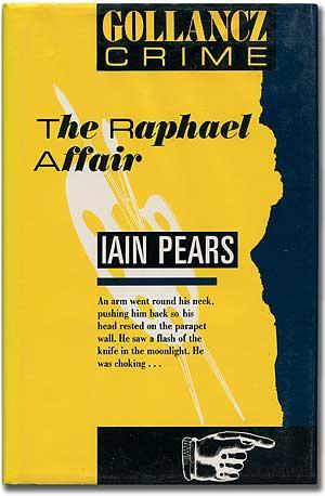 The Raphael Affair: PEARS, Iain