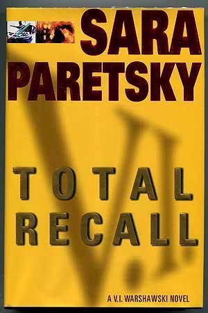 Total Recall: PARETSKY, Sara