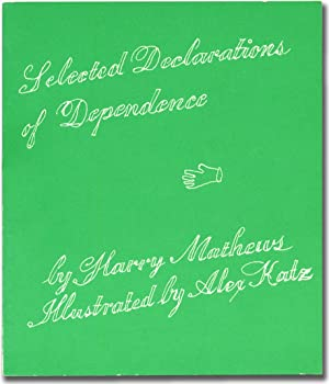 Selected Declarations of Dependence