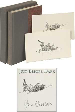 Just Before Dark: Collected Nonfiction