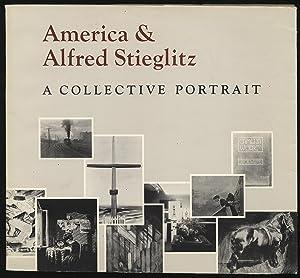 America and Alfred Stieglitz A Collective Portrait: FRANK, Waldo, Lewis