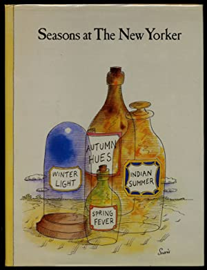 Seasons at the New Yorker: Six Decades of Cover Art