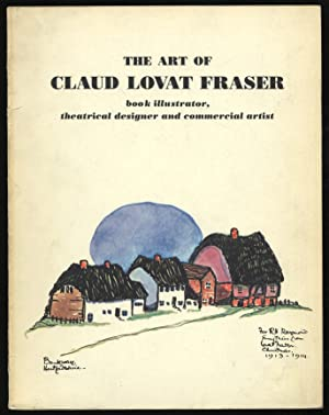 The Art of Claud Lovat Fraser: Book: DRIVER, Clive E.