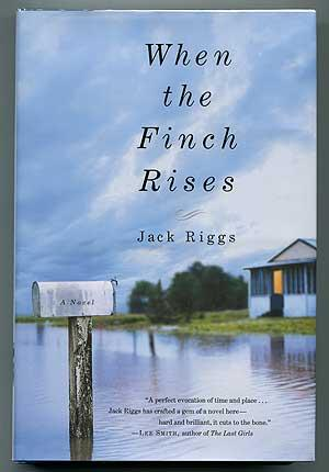 When the Finch Rises: RIGGS, Jack